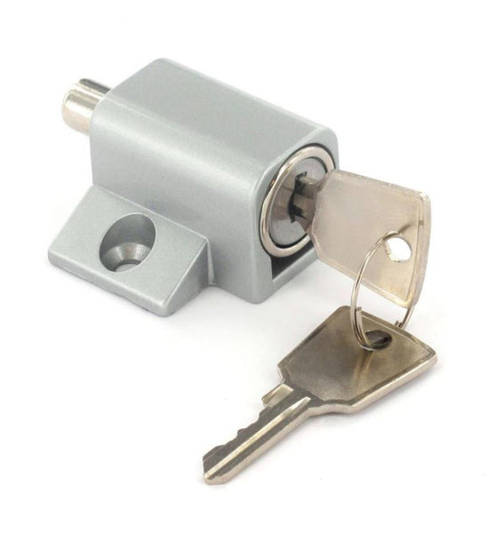 Securit - Window Or Patio Door Lock - Silver