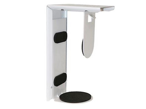 Extendable White Quick Click CPU Holder