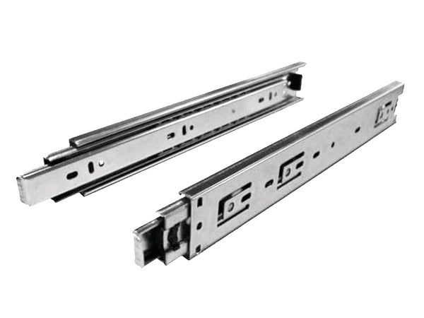 IntAfit Ball Bearing Drawer Runner 45kg - 45 x 450mm Double Extension - Eurofit Direct
