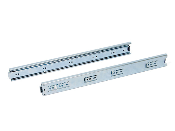 IntAfit Ball Bearing Drawer Runner 45kg - 47.5 x 450mm Double Extension
