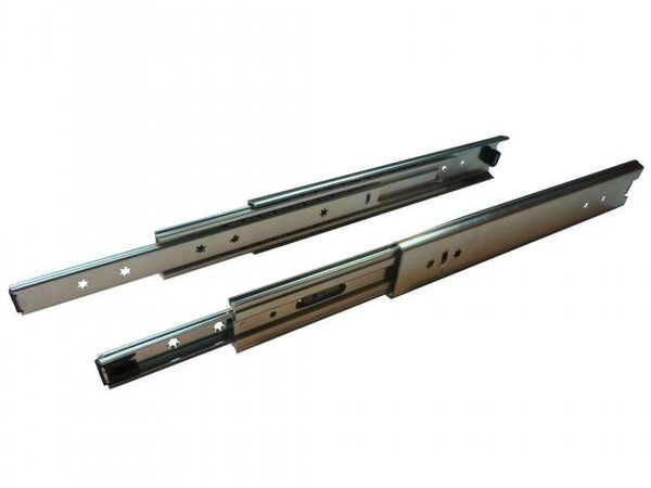 Ball Bearing 85kg Drawer Slide 56 x 350mm Ext 100% - Eurofit Direct