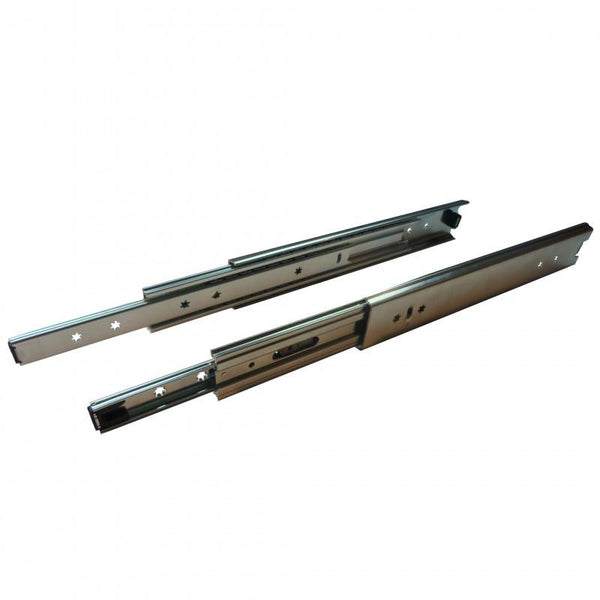 Ball Bearing 80kg Drawer Slide 56 x 800mm Ext 100%