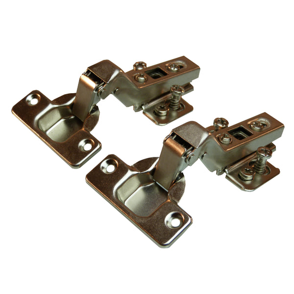 Clip On 45 Deg Angle Hinge - 110 Deg