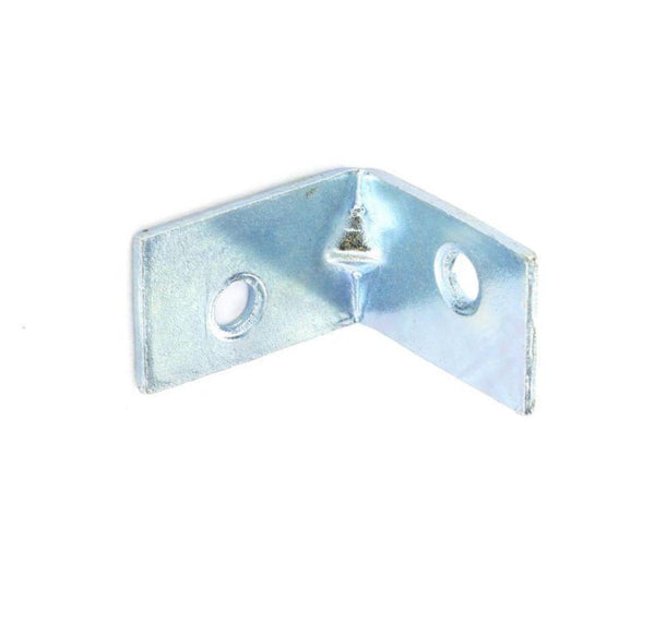 Corner Brace - 75mm - Zinc Plated - Pack of 10