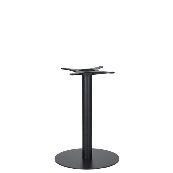 Eurofit Golden Gate Black Base & Column - Diameter = 500mm - Height = 690mm