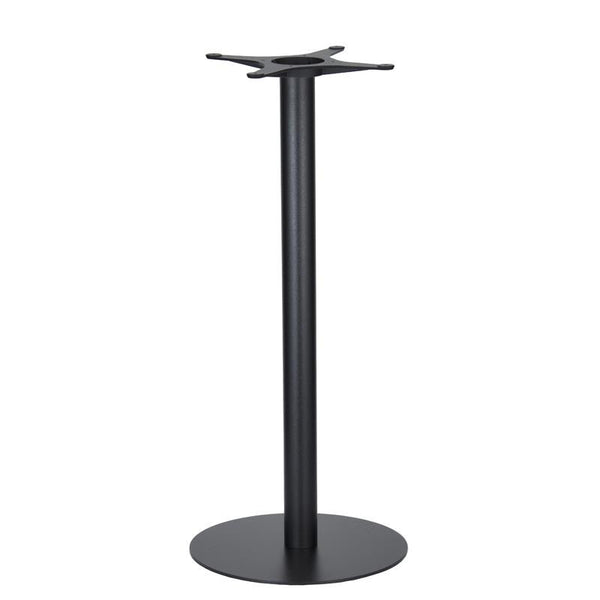 Eurofit Golden Gate Black Base & Column - Diameter = 500mm - Height = 1100mm