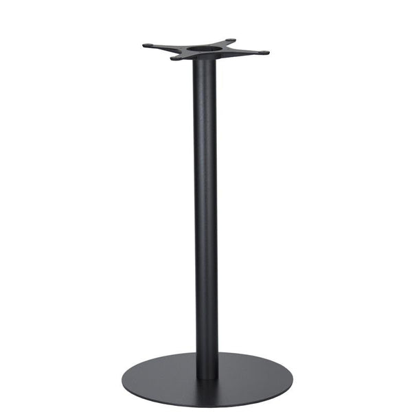 Eurofit Golden Gate Black Base & Column - Diameter = 580mm - Height = 1100mm