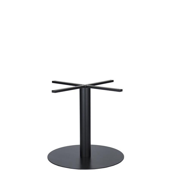 Eurofit Golden Gate Black Base & Column - Diameter = 720mm - Height = 690mm