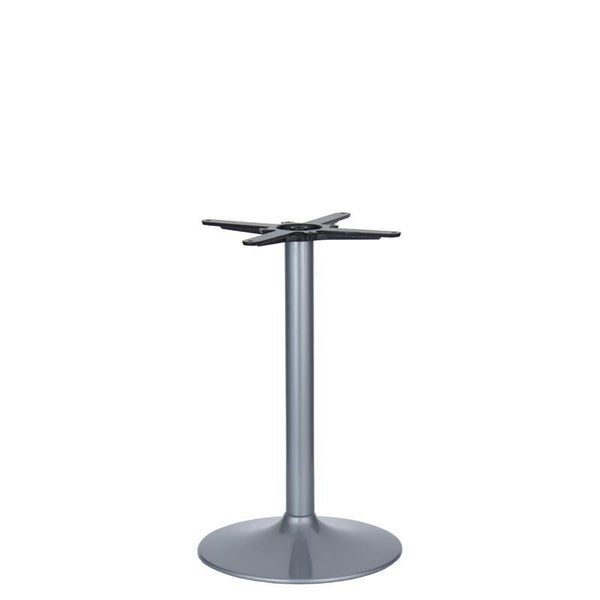 Eurofit Small Vancouver Silver Base & Column - Diameter 430mm - Height 690mm
