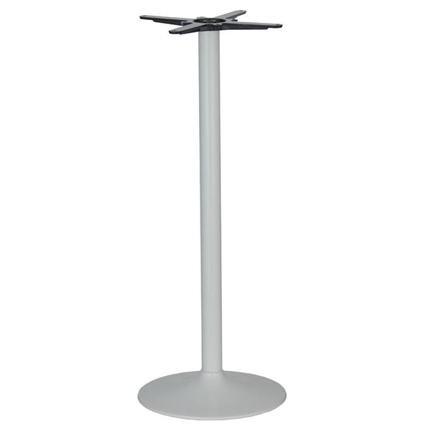 Vancouver Small White Base & Column - D430 x H1100mm