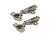 50 Pairs x IntAfit Cabinet Hinge Soft Close Full Overlay 105° Pair