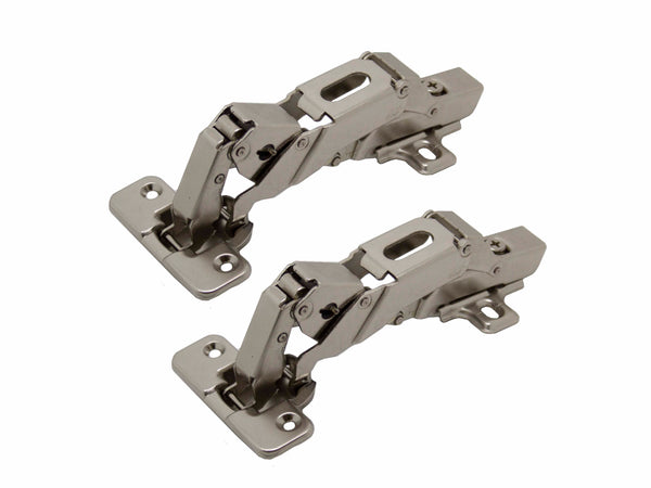 50 Pairs x IntAfit Cabinet Hinge Soft Close Full Overlay 155°