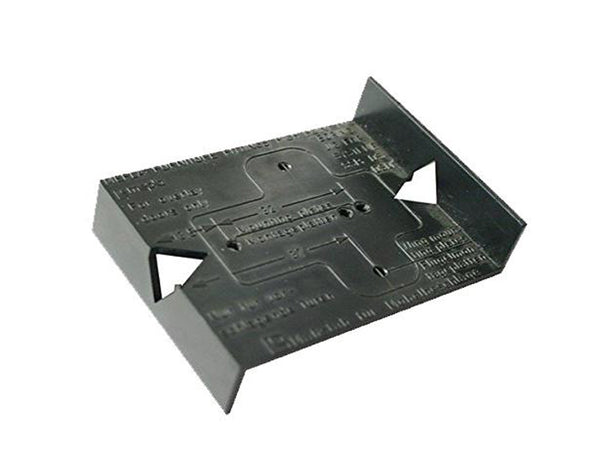 Hinge and Mounting Plate Jig - Cup Sizes 26/35mm - Eurofit Direct