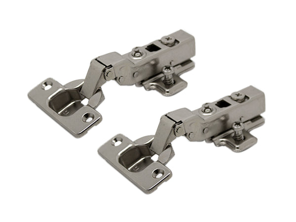 Tutti Cabinet Hinge Soft Close Half Overlay 105° Pair