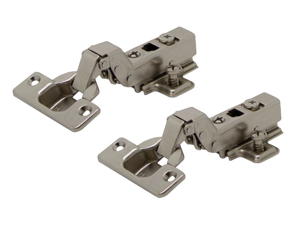 Tutti Cabinet Hinge Soft Close Inset 105° Pair