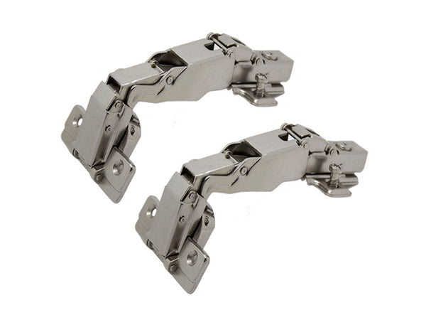 Tutti Cabinet Hinge Soft Close Full Overlay 165° Pair