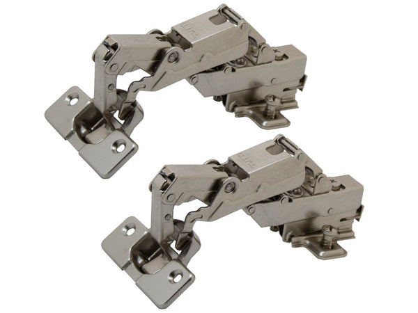 Tutti Cabinet Hinge Soft Close Inset 165° Pair