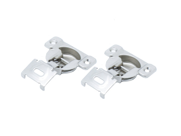 Face Frame Hinge - 105 Deg - 13mm Overlay - Eurofit Direct