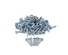 Pozi Flange Head Screw For Fixing Handles M4 x 22mm Zinc