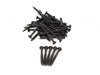 Carcass Joining Pozi Head Screw 4 x 45mm Black Zinc