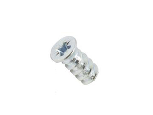 Euro Pozi Head Countersunk Screw 6.3 x 13mm Zinc