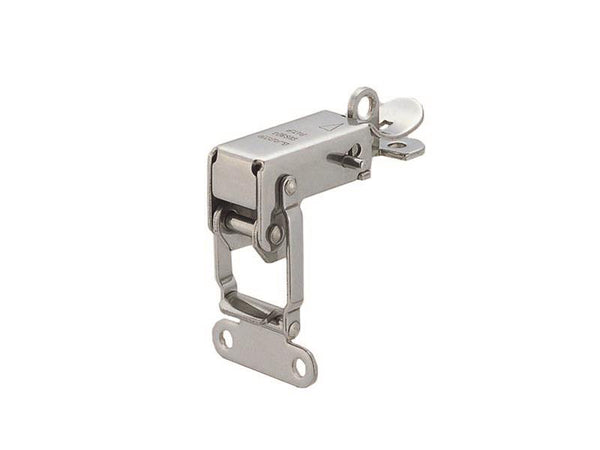 Lamp S/Steel Un-Sprung Corner Fastener With Lock
