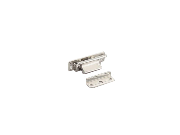 Lever Latch for Drawers & Cupboard Doors - Stainless Steel