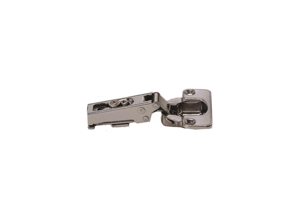 Stainless Steel Clip On Hinge - 100 Degree Opening - Full Overlay - Sugatsune - Eurofit Direct