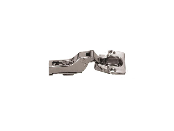 Stainless Steel Un-Sprung Clip On Hinge - 100 Degree Opening - Half Overlay - Sugatsune - Eurofit Direct