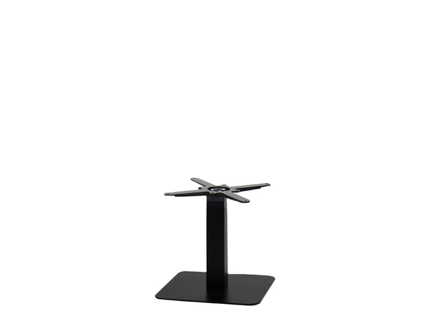 Sotra Brushed Black Base & Column S450 x H450mm