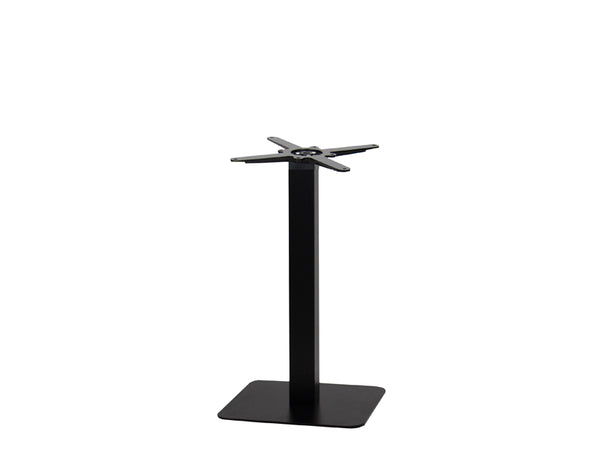 Sotra Brushed Black Base & Column S450 x H690mm - Eurofit Direct