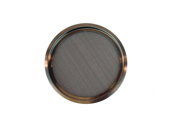 Vent Round 120mm Satin Stainless Steel SUS304 - Eurofit Direct
