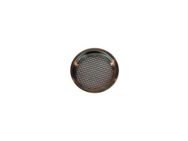 Vent Round 46mm Satin Stainless Steel SUS304 - Eurofit Direct
