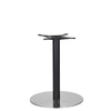 Eurofit Golden Gate S/Steel Base & Black Column - Diameter = 580mm - Height = 690mm
