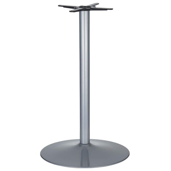 Vancouver Extra Large Silver Base & Column - D680 x H1100mm