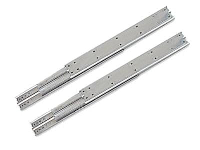 Lamp Stainless Steel Slide - 508mm Full Extention - Eurofit Direct