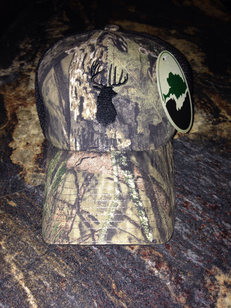Trophy Wall Camo Hat
