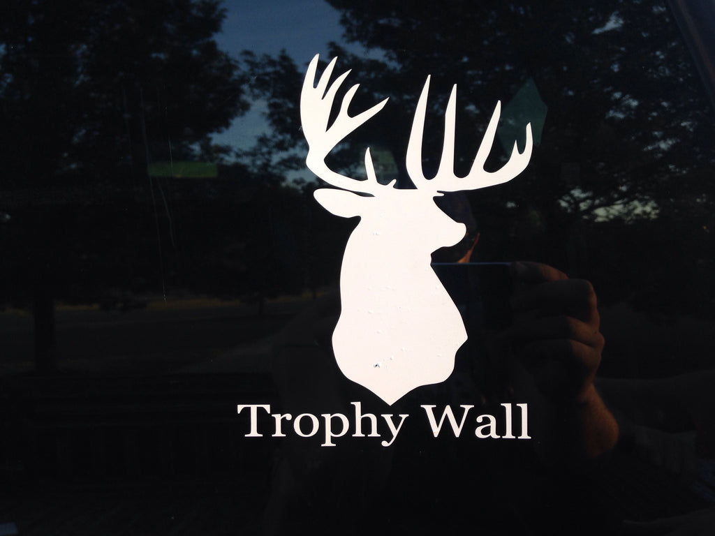 5in x 5in window decal