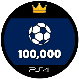 100k PS4 FIFA 17 Ultimate Team Coins