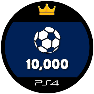 10k PS4 FIFA 17 Ultimate Team Coins