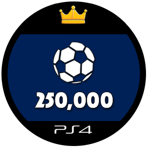 250k PS4 FIFA 17 Ultimate Team Coins