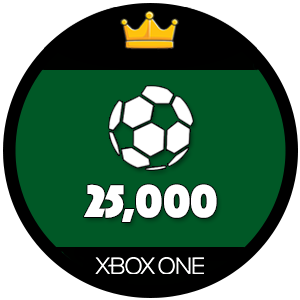 25k Xbox One FIFA 17 Ultimate Team Coins