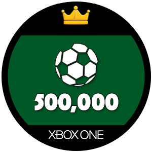 500k Xbox One FIFA 17 Ultimate Team Coins
