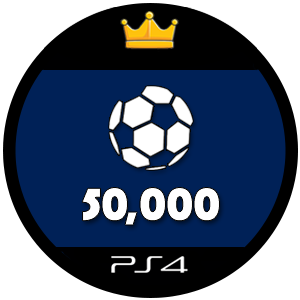 50k PS4 FIFA 17 Ultimate Team Coins