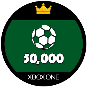 50k Xbox One FIFA 17 Ultimate Team Coins