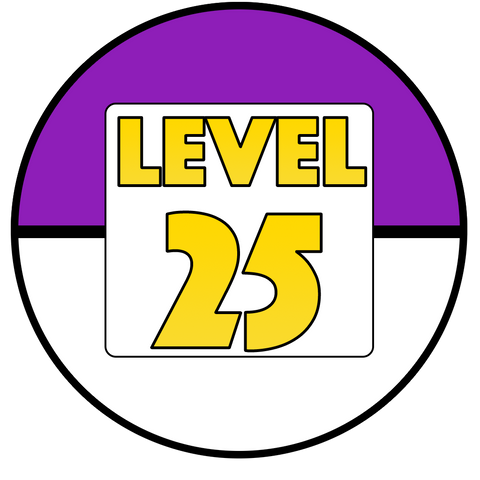Level 25 Customizable Pokemon Go Account
