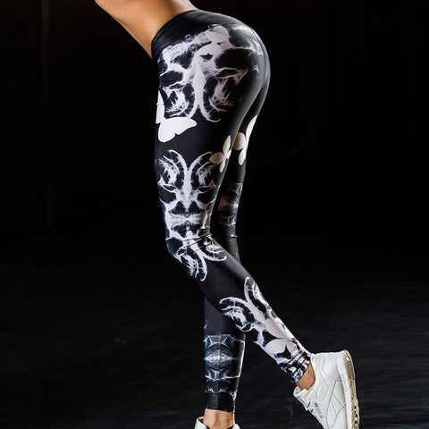 cc3e01c8a6345 Active Life Butterfly Leggings – FoxLeggings
