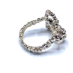 Knot Large Ring