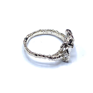 Knot Small Ring