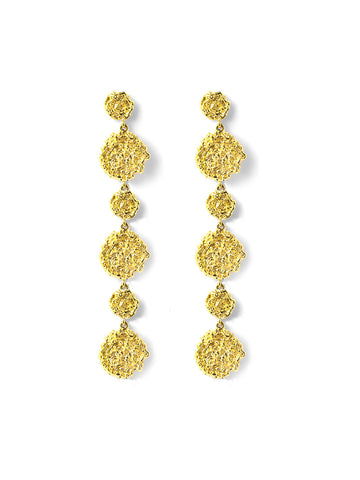 Laura Long Earrings
